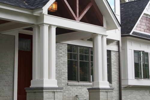 28 Best Non Tapered Porch Columns Custom Porch Columns